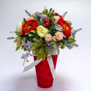 Gėlių kompozicija
